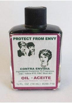 Aceite Contra Envidia / Protection from Envy Spiritual Oil