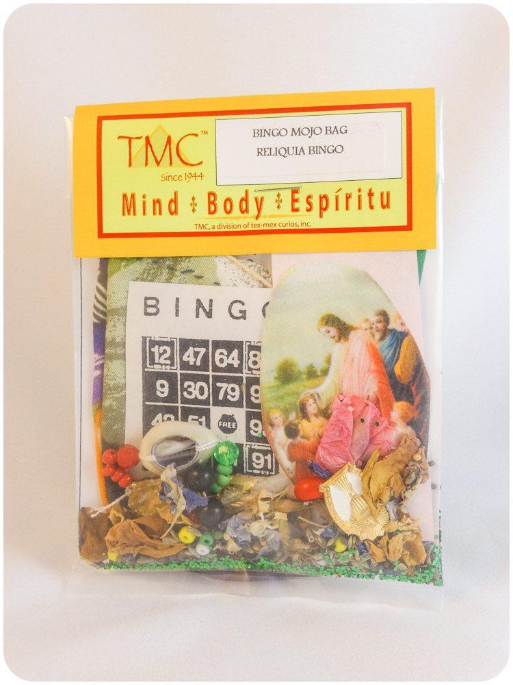 Bingo Lucky Charm / Amuleto Bingo