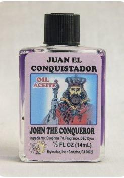 Aceite Juan el Conquistador / John the Conqueror Spiritual Oil