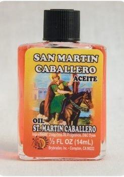 Aceite San Martin Caballero / Saint Martin of Tours Spiritual Oil