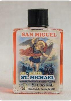 Saint Michael Spiritual Oil / Aceite San Miguel