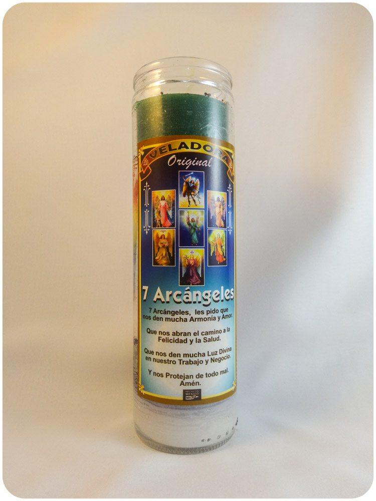 7 Archangels Candle