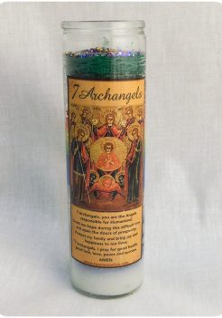7 Archangels candle