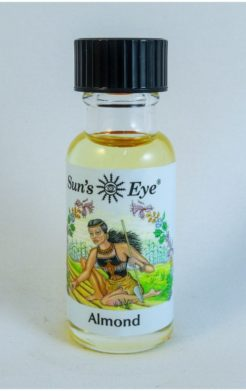 Almond Sun Eye Essential Oil