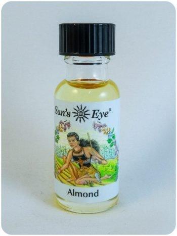 Almond Sun Eye Essential Oil