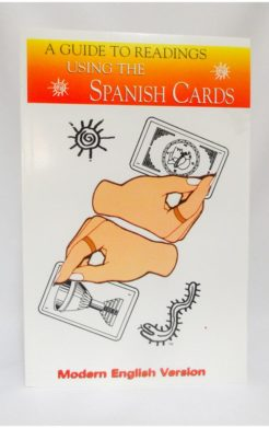 A Guide to Readings Using the Spanish Cards: Modern English Version - Book