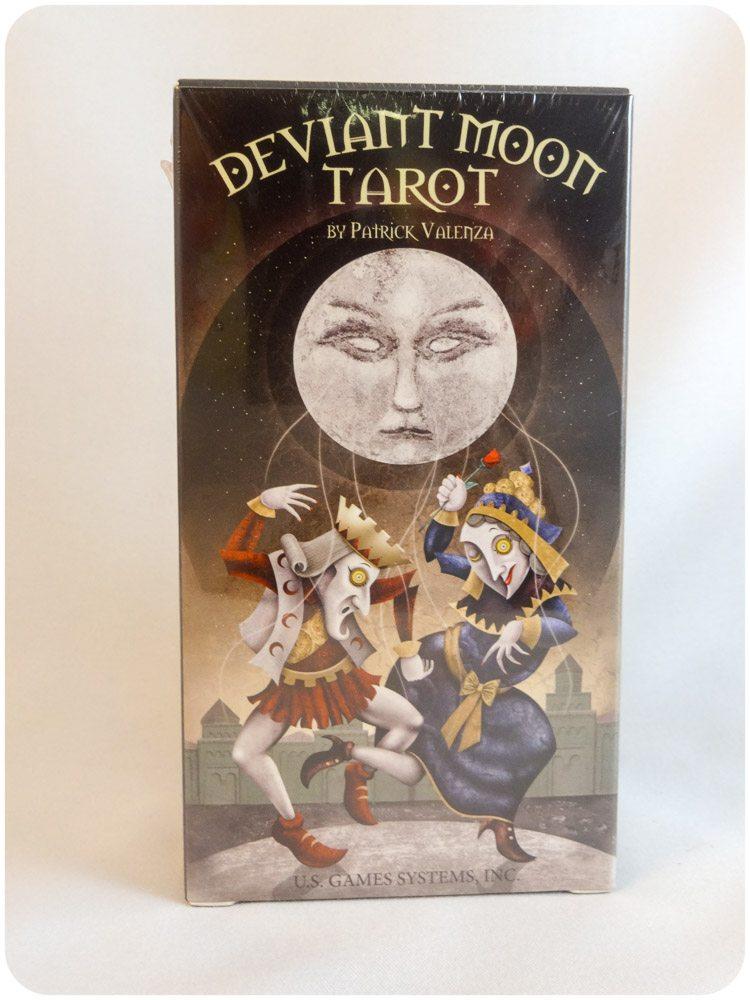 Devaint Moon Tarot