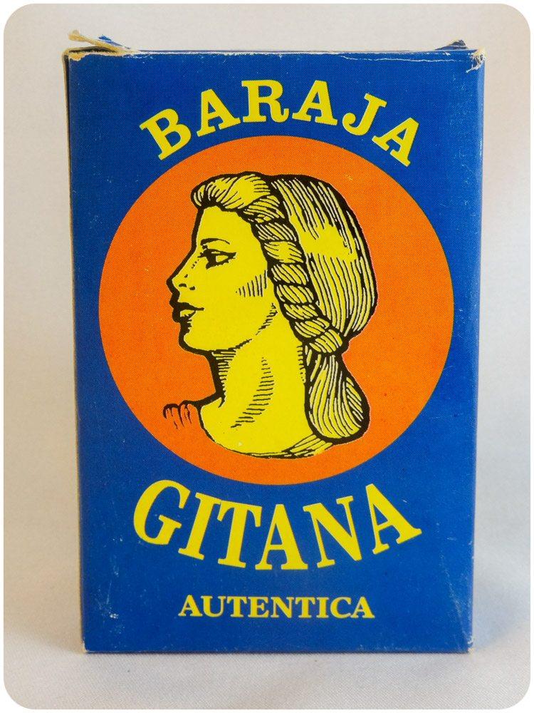 Gypsy Tarot Cards / Baraja Gitana
