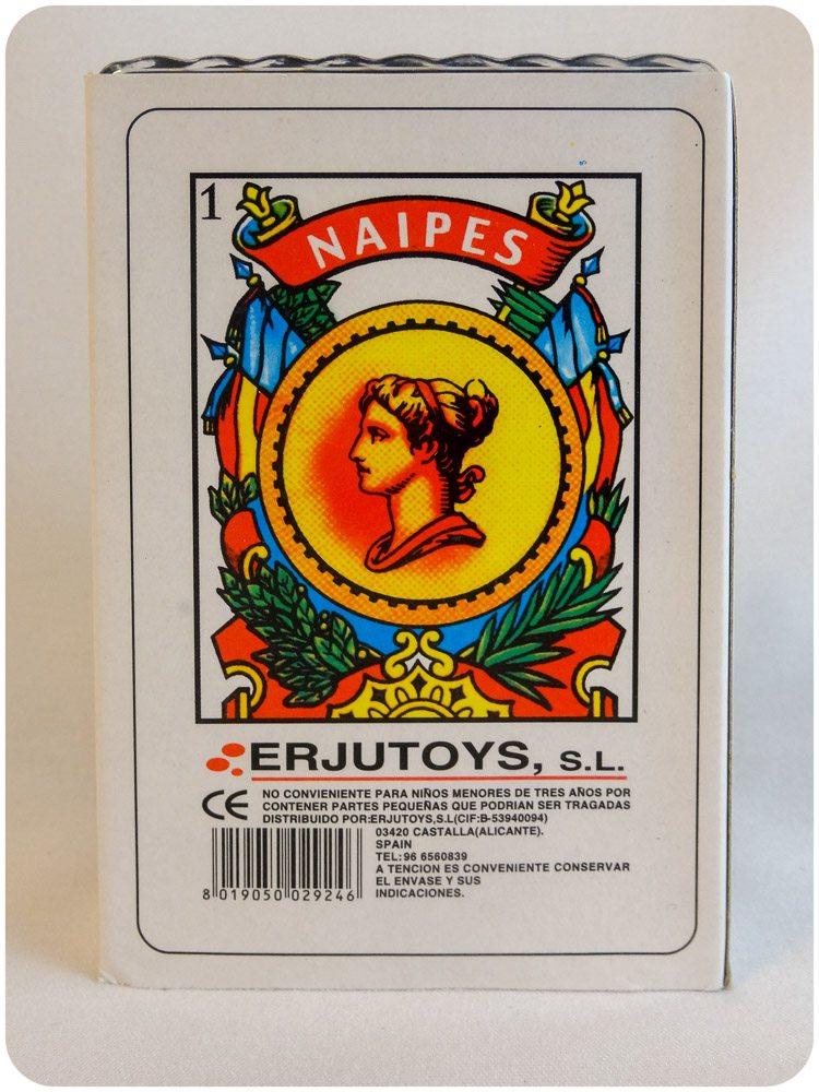 Barraja Espanola Naipes