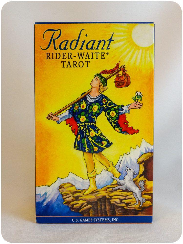 Radiant Rider-Waite Tarot Cards