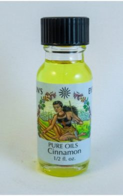 Cinnamon Sun Eye Essential Oil