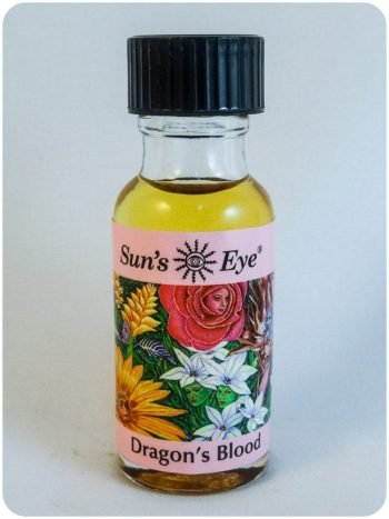 Dragon's Blood Sun Eye Essential Oil