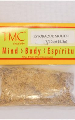 Incienso Estoraque Molido/ Estoraque Powder Incense