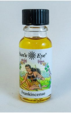Frankincense Sun Eye Essential Oil