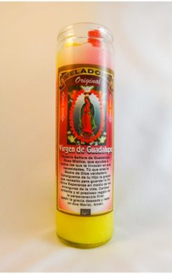 Virgin Guadalupe Candle (Triple Strength)