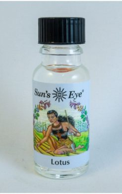 Lotus Sun Eye Essential Oil