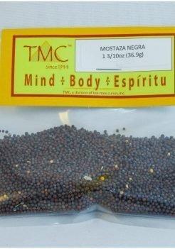 Mostaza Negra / Black Mustard Seeds