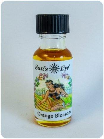 Orange Blossom Sun Eye Essential Oil
