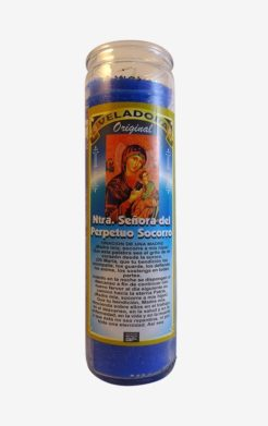 Perpetuo Soccoro Candle
