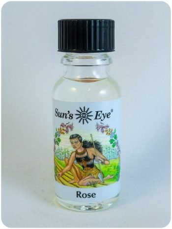 Rose Sun Eye Essential Oil