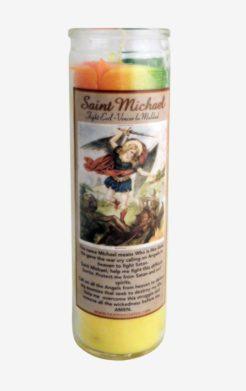 Saint Michael Candle / San Miguel Candle