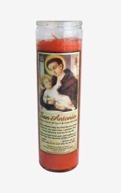 San Antonio Candle