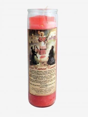 San Ramon Donato Candle / Saint Raymond Candle