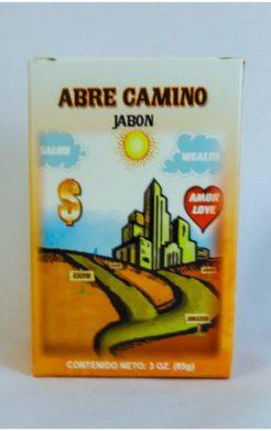 Abre Camino Jabon Espiritual / Road Opener Spiritual Soap