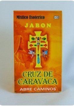 Jabon Espiritual de Cruz de Caravaca / Cross of Caravaca Spiritual Soap