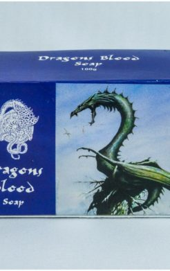 Dragon Blood Soap / Jabon Dragon Rojo