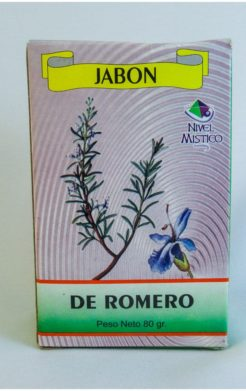 Rosemary soap / Jabon Romero