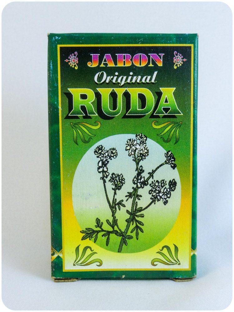 Jabon Espiritual de Ruda / Rue Spiritual Soap