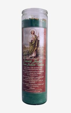 Saint Jude Candle - St. Judas Tadeo Candle
