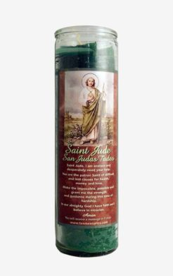 Saint Jude Triple Strength Candle