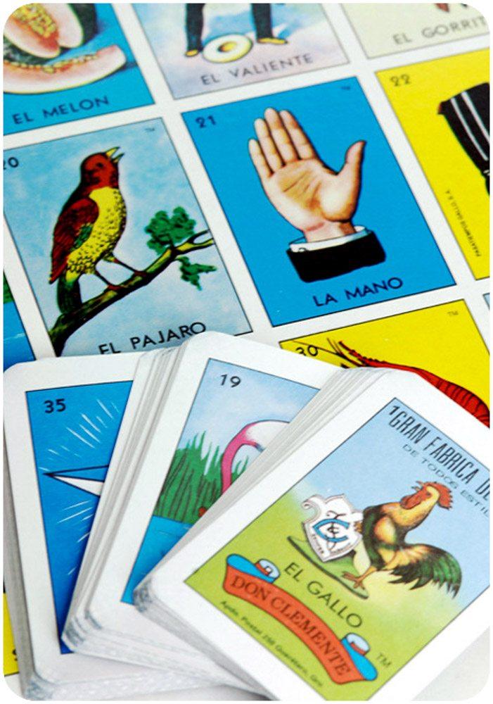 Mexican Bingo / Juego de Loteria