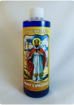 Saint Cyprian Spiritual Water / Ague Espiritual San Cipriano