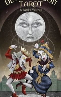 DEVAINT MOON TAROT cards