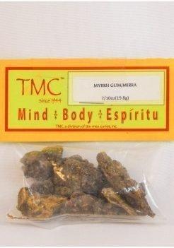 Myrrh Resin Incense / Incienso Mirra
