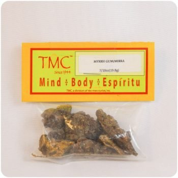 Myrrh Resin Incense / Incienso Mirra