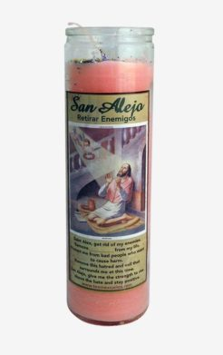 Saint Alex Candle / San Alejo Candle