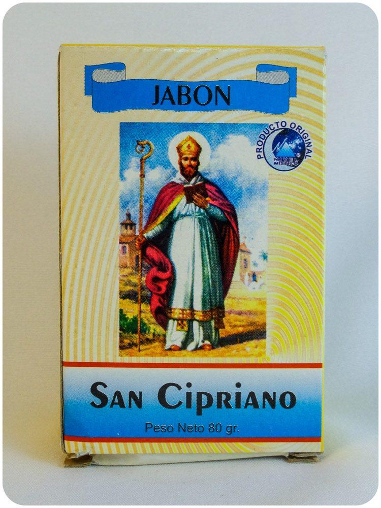 Saint Cyprian Spiritual Soap / Jabon Espiritual de San Ciprano