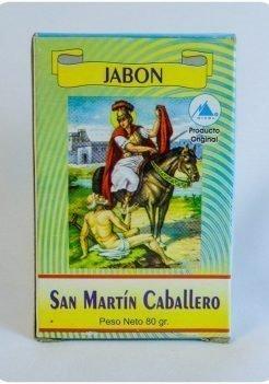 Saint Martin of Tours Spiritual Soap / Jabon San Martin Caballero