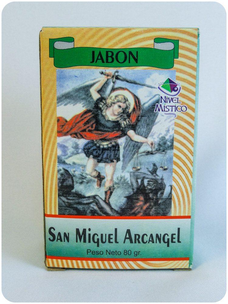 Saint Michael Spiritual Soap / Jabon San Miguel