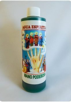 Ague Espiritual Mano Poderosa / Most Powerful Hand Spiritual Water
