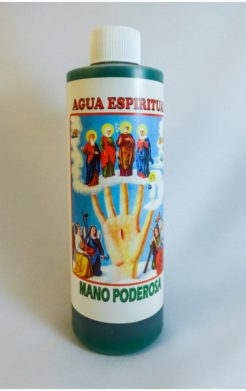 Category: Religious/Spiritual Waters | Tex-Mex Curios