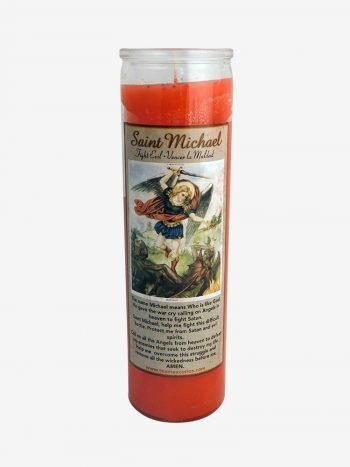 San Miguel Candle