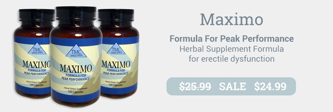 Maximo Herbal capsuals