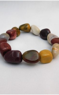 Mookaite Stone Bracelet
