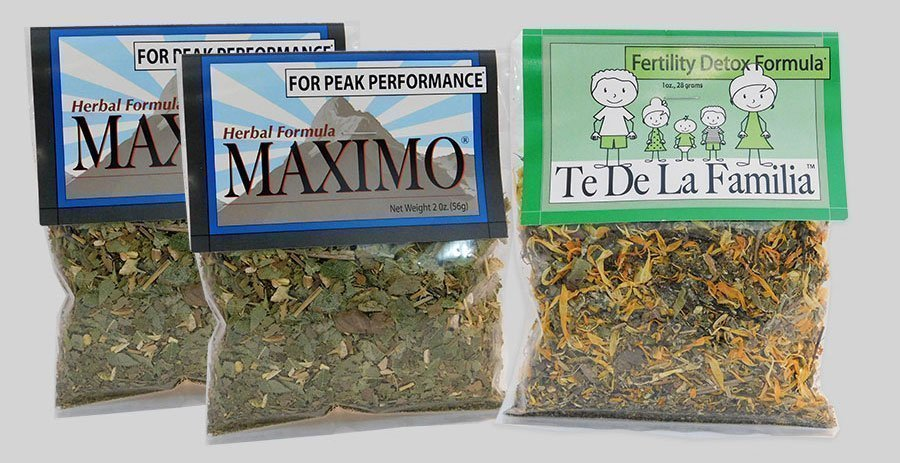 Te de la Familia male fertility herbal tea program
