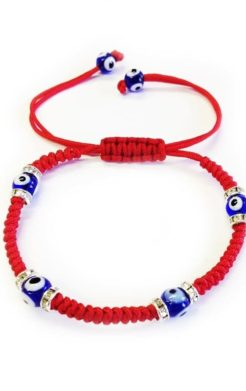 Evil Eye glass beads